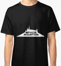 Space Mountain - Whiteout Classic T-Shirt