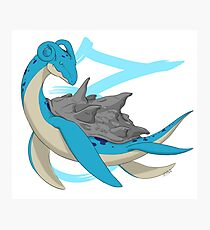 Pokemon Zodiac - Capricorn Photographic Print