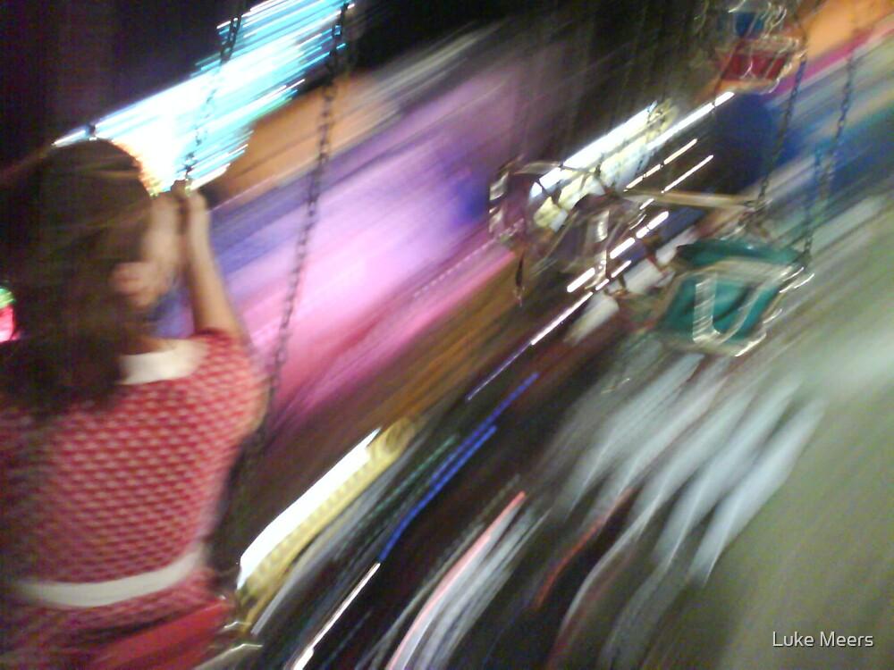 The carnival by Luke Meers