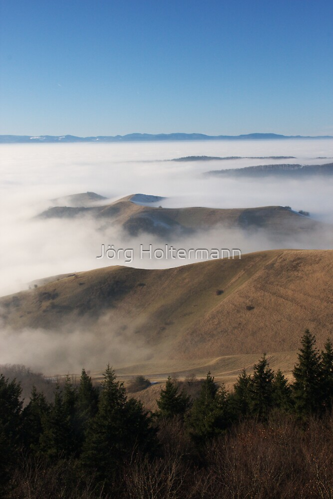 Rising from the mists of time by Jörg Holtermann