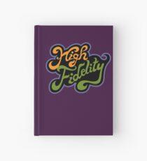 High Fidelity Hardcover Journal