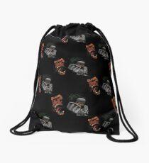 Sean Price Punch Drawstring Bag