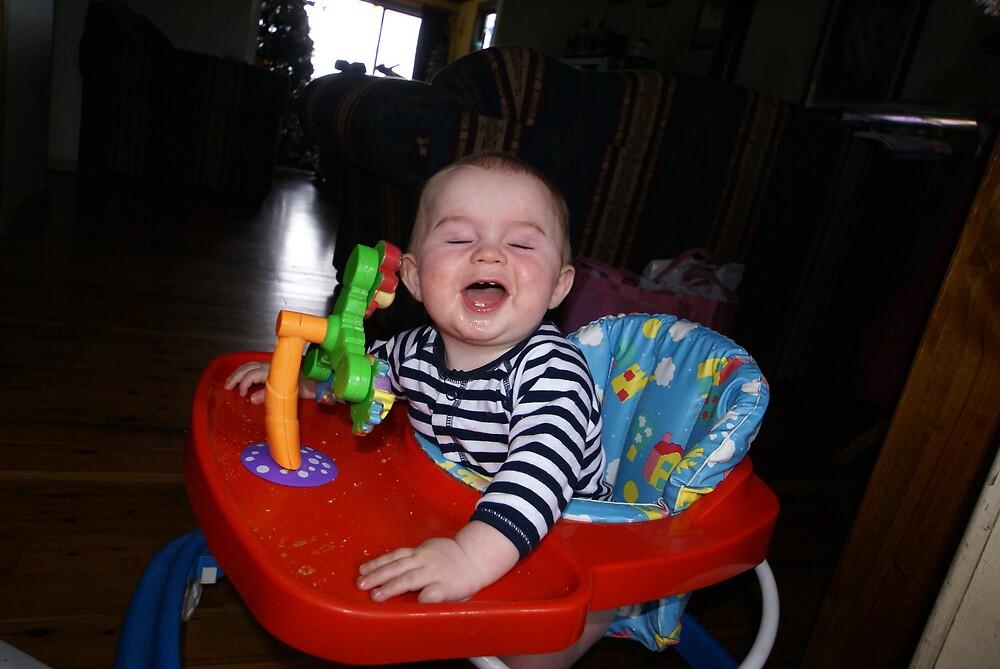 Laugh! by davesophfinn