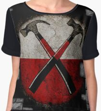 Roger Waters 'The Wall' - TRUST US Chiffon Top