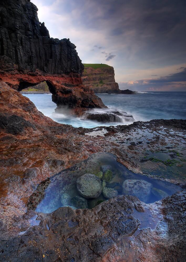 Rangers Rock Arch by Robert Mullner