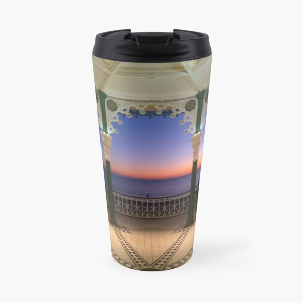 Bandstand Sunset Travel Mug