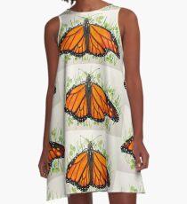 Monarch A-Line Dress