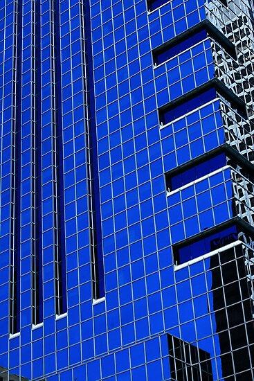 More Philly Blue by Thaddeus Zajdowicz