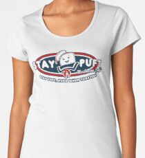 Stay Puft - Even When Toasted! Women's Premium T-Shirt