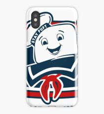 Stay Puft - Even When Toasted! iPhone Case/Skin