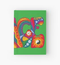 Psychedelic Peace Hardcover Journal