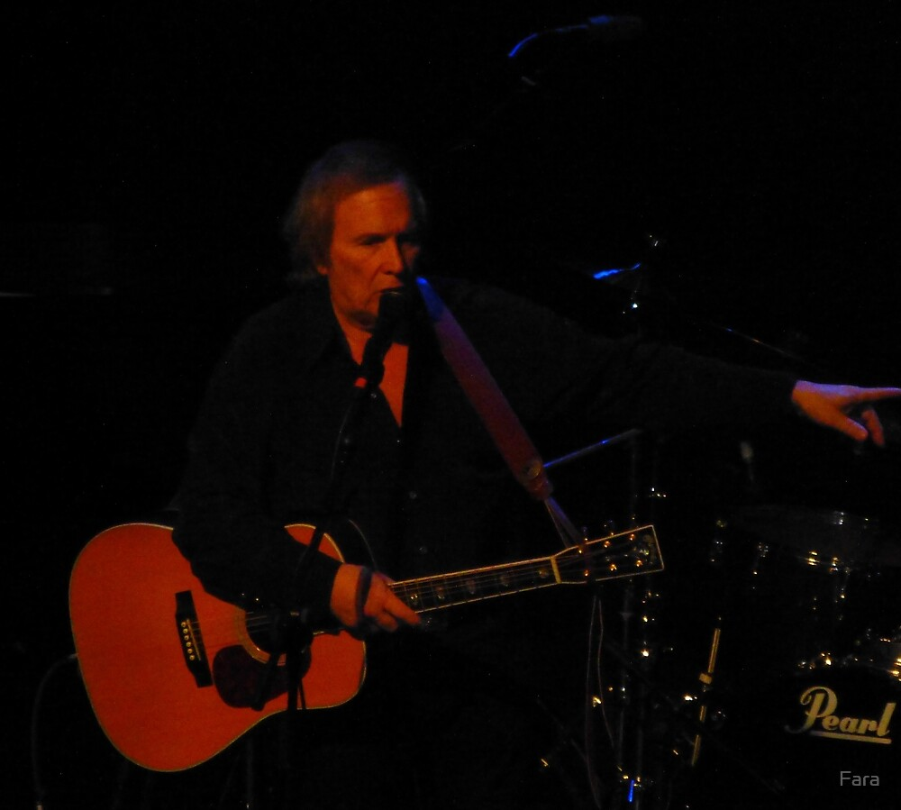 The Legend That Is Don McLean by Fara
