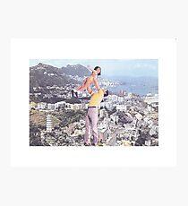 Hong-Kongese Photographic Print