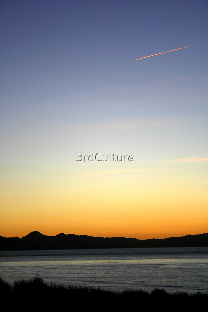 Jet Trail  by 3rdCulture