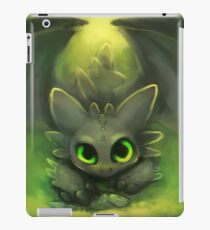 Toothless iPad Case/Skin