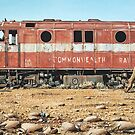 Remnants of the Old Ghan Line by John  Murray