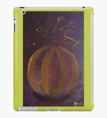 Go for the gold...Stay for the Violet iPad Case/Skin