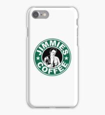 Jimmie's Coffee iPhone Case/Skin