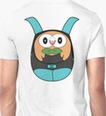 Pokemon Backpack Rowlet Unisex T-Shirt