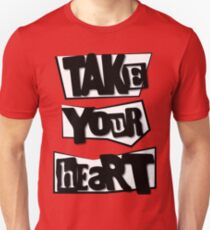 Persona 5 - Take Your Heart Unisex T-Shirt