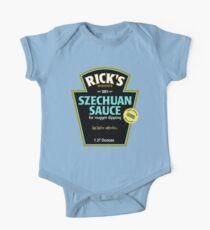 Rick's Sauce One Piece - Short Sleeve