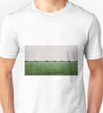 Barbed Calm Unisex T-Shirt
