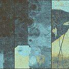 triptych in wall plaster by Nikolay Semyonov