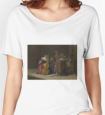 Jan Olis - A Musical Party Women's Relaxed Fit T-Shirt