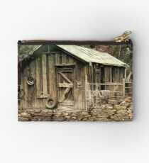 The Shed at Bella Vista Studio Pouch