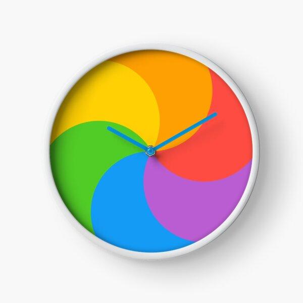 Spinning Wait Cursor Clock