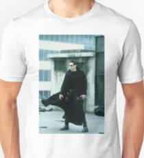 Neo Keanu Reeves The Matrix Unisex T-Shirt