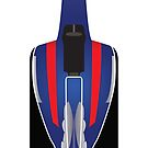 Burro Rosso Top View APEX Race Manager 2017 by Beermogul