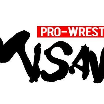 Pro Wrestling - Misawa (NOAH Tribute) by strongstyled