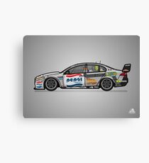FGX - Racing Legends - 2015 BTTF Canvas Print