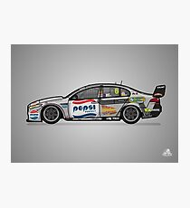 FGX - Racing Legends - 2015 BTTF Photographic Print