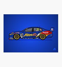 FGX - Retro Legends - 2000 Mitre 10 Ford Racing Photographic Print