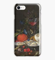Jan Davidsz. De Heem - Still Life iPhone Case/Skin
