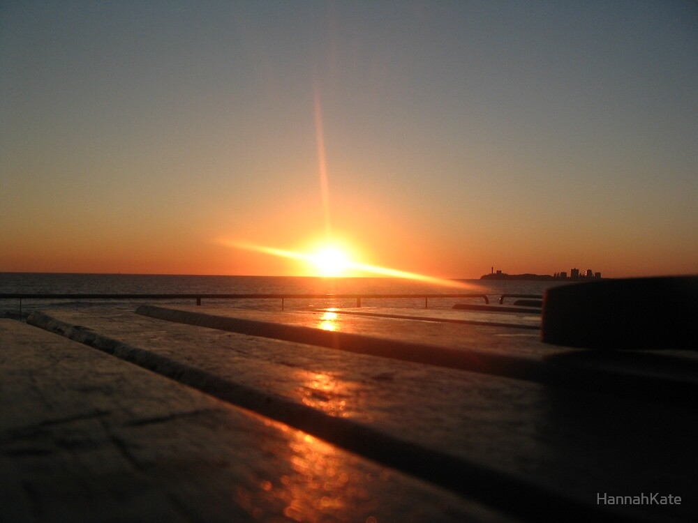 Sunrise Picnic by HannahKate