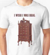 I Wish I Was Real Unisex T-Shirt