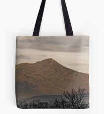 Sharp Top Mountain   Tote Bag