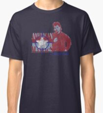 American Maniacs with Wayne Gale (Natural Born Killers) Classic T-Shirt