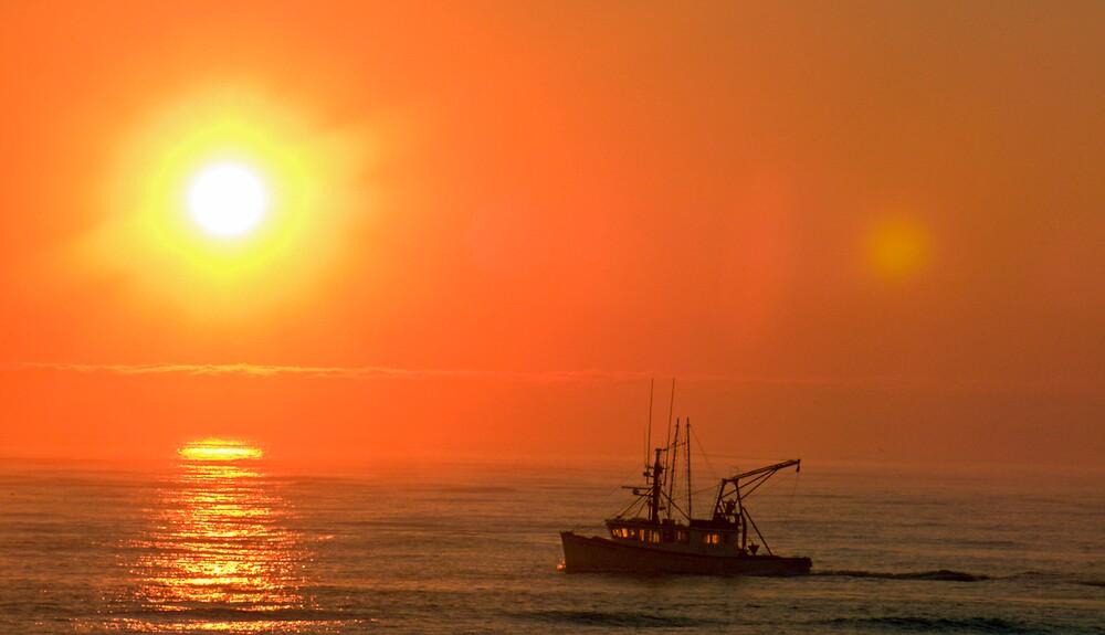 Chatham Summer's Sunrise by Stephen Senter