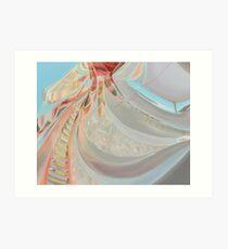 Twirl Art Print