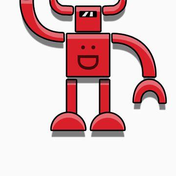 Happy Dev says Hi by devilbot