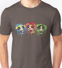 Super Heroine Trio Unisex T-Shirt
