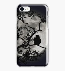 Corvus Moon iPhone Case/Skin