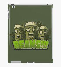 BEANS! iPad Case/Skin