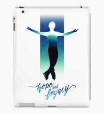 Yuzuru Hanyu - Hope and Legacy iPad Case/Skin