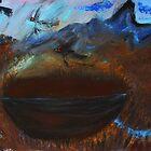 Cudgen Lake. by glennbrady