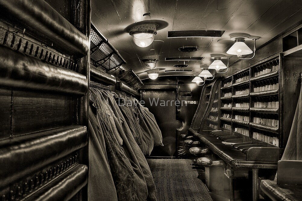 Mail Coach Collaborated  by Dave Warren